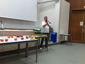 Les tomates par Mr ROCH